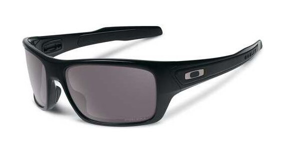 Oakley Turbine Polished Black Prizm Daily Polarized